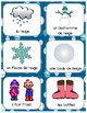 FRENCH Winter Games and Activities : Les jeux d'hiver