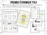 FRENCH YOGA & MINDFULNESS BUNDLE-Ensemble économique YOGA et PLEINE CONSCIENCE