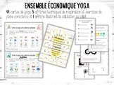 FRENCH YOGA & MINDFULNESS BUNDLE-Ensemble économique YOGA