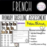 FRENCH diagnostic assessment I baseline conference tool