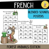 FRENCH sounds posters growing bundle I les sons