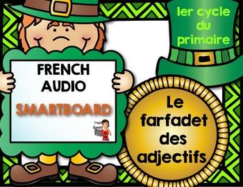 SAINT-PATRICK//AUDIO/SmartBoard/Le farfadet des adjectifs