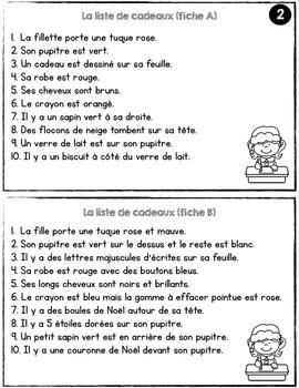 Colorie l'image de Noël (color the image)