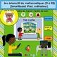 Activité TNI - Jeux interactifs de mathématiques/BUNDLE (1er cycle)
