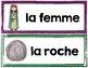 PÂQUES - Mots de vocabulaire ALLELUIA/24 affiches GRATUITE