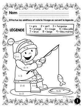 Cahier d'activités à imprimer JANVIER {MORNING WORK}