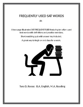 FREQUENTLY USED SAT WORDS #4