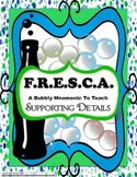 Main Idea and Supporting Details: FRESCA