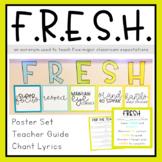 Classroom Expectations - FRESH
