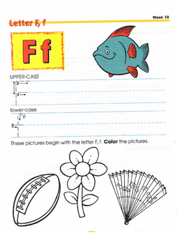 F,R,G,P,W,J CONSONANT LETTERS FOR WEEKS 10-18 SUMMER READING ACTIVITIES