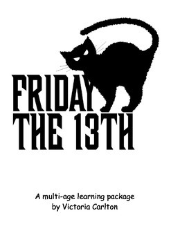 FRIDAY 13TH- Multiage learning package