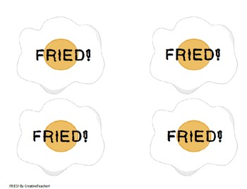 FRIED! Phonograms