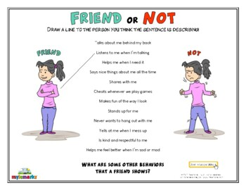 FRIEND OR NOT
