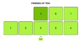 FRIENDS OF TEN GAME APP - For Interactive Whiteboards