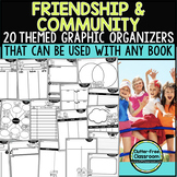 FRIENDSHIP  Graphic Organizers for Reading Reading Graphic