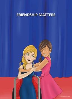 FRIENDSHIP MATTERS POSTER