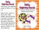 FRIGHTfully Fun! 10 Literacy & Math Stations