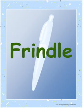 FRINDLE Activity Pack