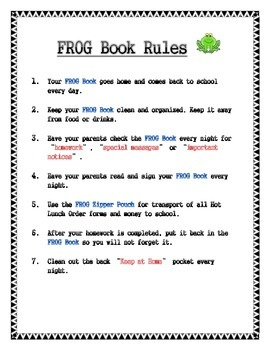 The FROG Book: Fully Responsible, Organized & Growing