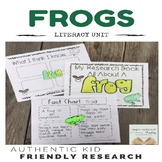 FROG Nonfiction Research Unit