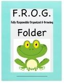 FROG organizational folder