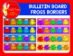 FROGS Bulletin Board Borders