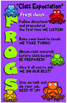 FROGS Class Expectation  Rules
