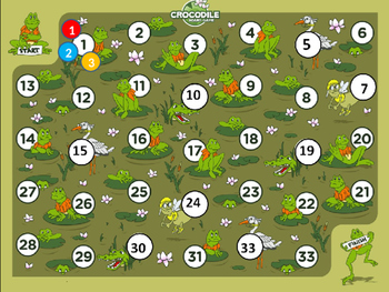 FROGS Game for Classroom Management