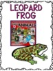 FROGS - nonfiction animal research