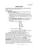 POLYNOMIALS AND RATIONAL EXPRESSIONS (BUNDLED): IT ALL GOES BACK TO FRACTIONS