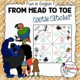 FROM HEAD TO TOE - COOTIE CATCHER