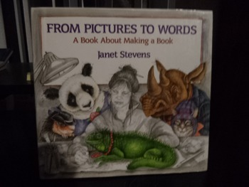 FROM PICTURES TO WORDS      ISBN0-8234-1154-0