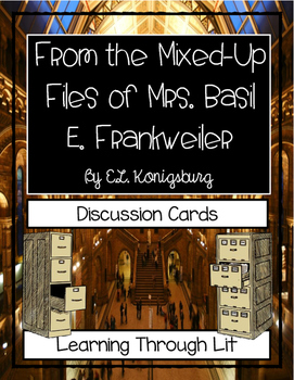 FROM THE MIXED-UP FILES OF MRS. BASIL E. FRANKWEILER - Dis