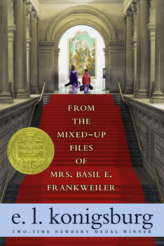 FROM THE MIXED-UP FILES OF MRS. BASIL E. FRANKWEILER * Paperback