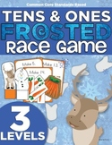 FROSTED Race Game | Kindergarten | Compose Numbers to 19 Common Core Place Value