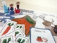FROSTED Race Game   Kindergarten   Compose Numbers to 19 Common Core Place Value