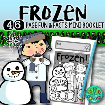 FROZEN! {Fun & facts about the science behind Snow, Frost & Hail}