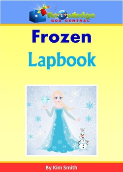 FROZEN Lapbook