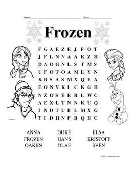 "FROZEN - The ""K""  version"