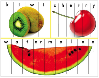 FRUIT (A puzzle's worth a thousand words)