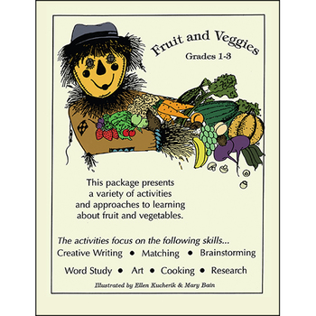 FRUIT AND VEGGIES Gr. 1-3