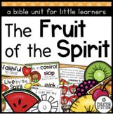 FRUIT OF THE SPIRIT BIBLE LESSONS UNIT