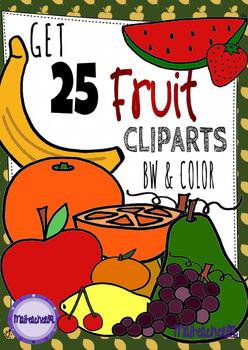 FRUITS CLIPATS