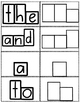 FRY 1-100 SIGHT WORD FLASH CARDS-WORD BOXES