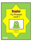 FRY Phrases Freebie!
