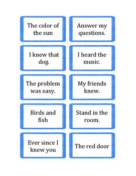 FRY Phrases List 4
