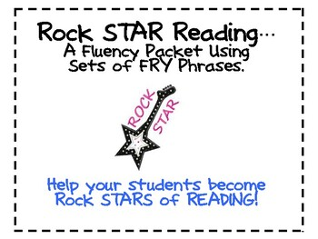 FRY Reading Phrases (Rock STAR Reading)