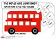 FRY SIGHT WORDS 1-25 Ding! Ding! Put the words on the London bus