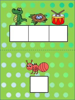 FRY SIGHT WORDS Mystery Words Beginning Sounds