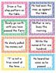 FRY Sentences (focus on words 301-400)